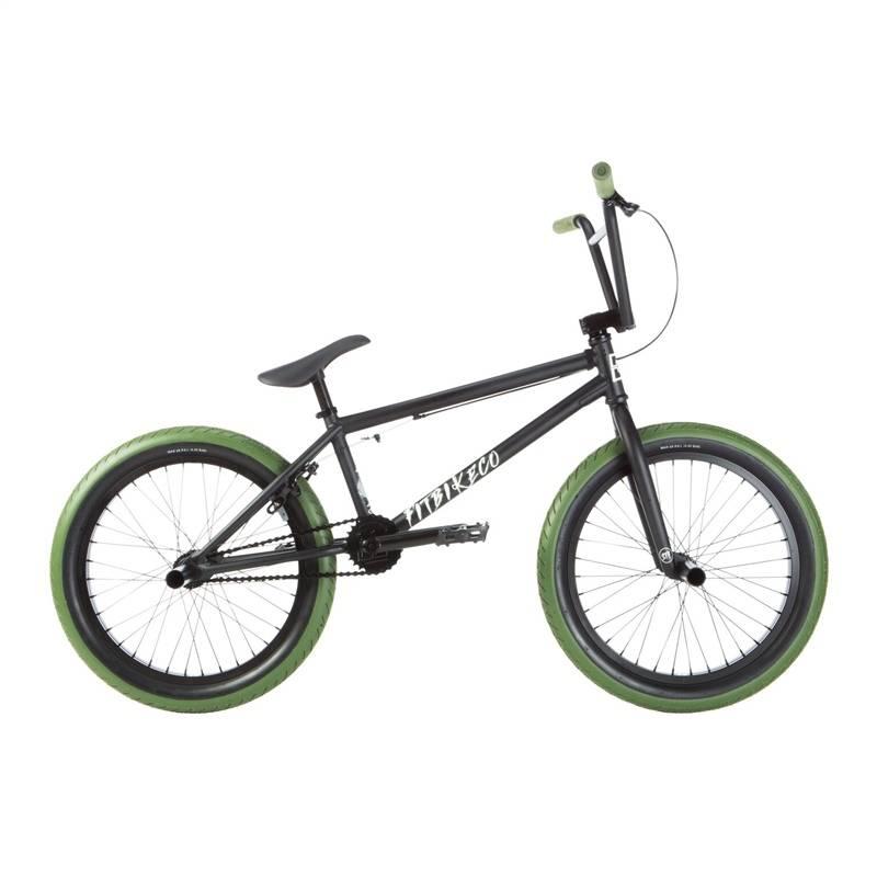 """Fit 2019 Fit Street Flat Black Bike 20"""""""