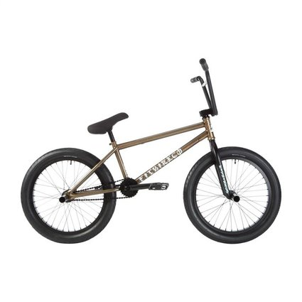 Fit 2019 Fit Street Yumi Freecoast Trans Gold Bike 20.25""