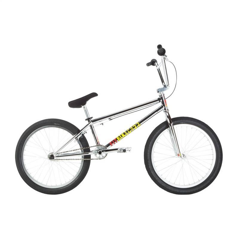 "Fit 2019 Fit Twenty Two Chrome Bike 22.125"""