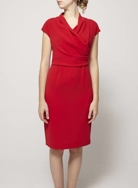 MaxMara RED DRESS