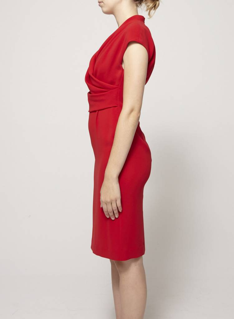 MaxMara Red Dress