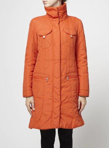 Marc Aurel ON SALE - ORANGE COAT