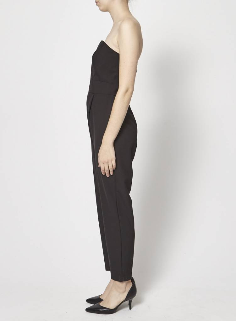 227ee071412d Camilla and Marc Black Bustier Jumpsuit Camilla and Marc Black Bustier  Jumpsuit ...