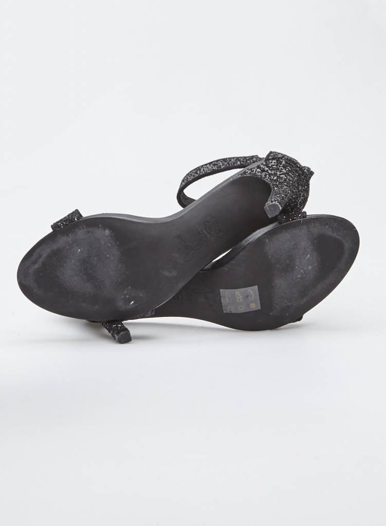 Joie Escarpins noirs à paillettes