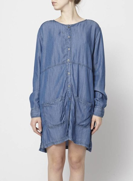 Rails ROBE-TUNIQUE EN CHAMBRAY - NEUVE