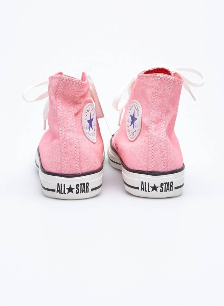 Converse Espadrilles rose fluo - Neuve