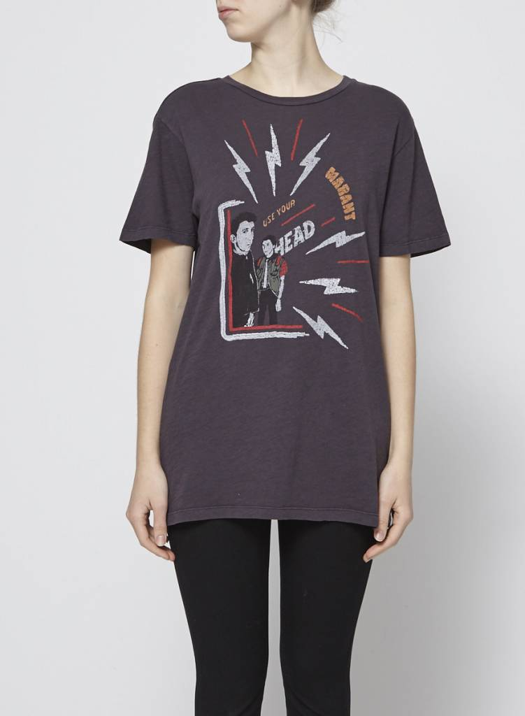 "Isabel Marant Étoile T-Shirt ""Use Your Head"""