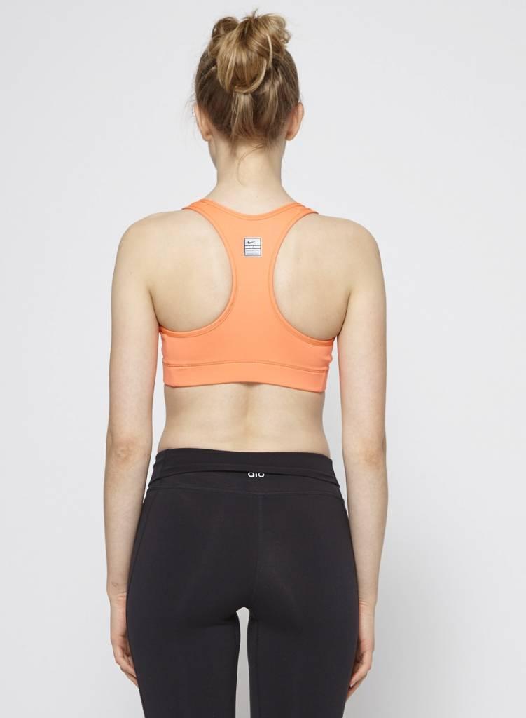 Nike Brassière de sport orange fluo