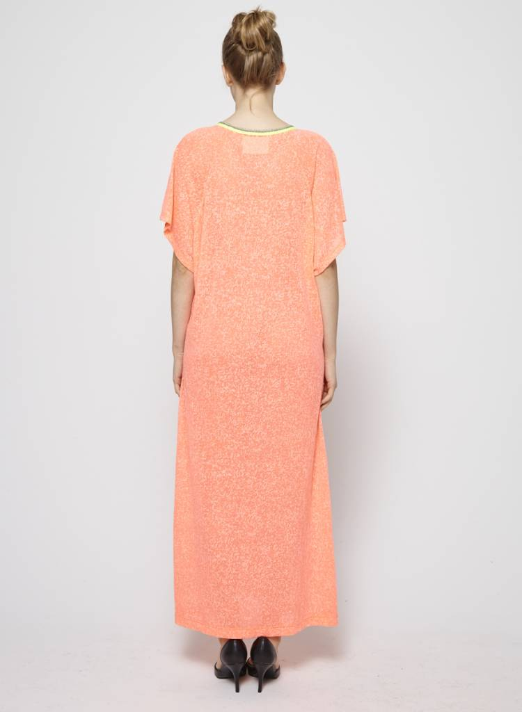 Pitusa Robe de plage rose fluo