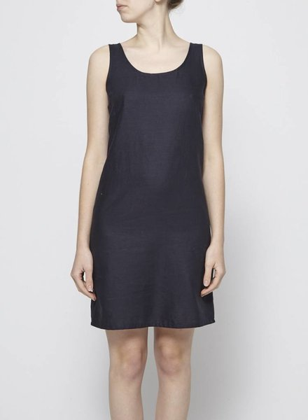 Atelier B NAVY SHORT DRESS - NEW
