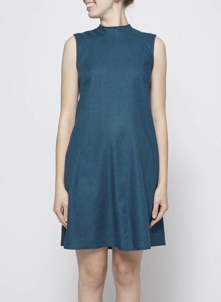 Atelier B TURQUOISE DRESS - NEW