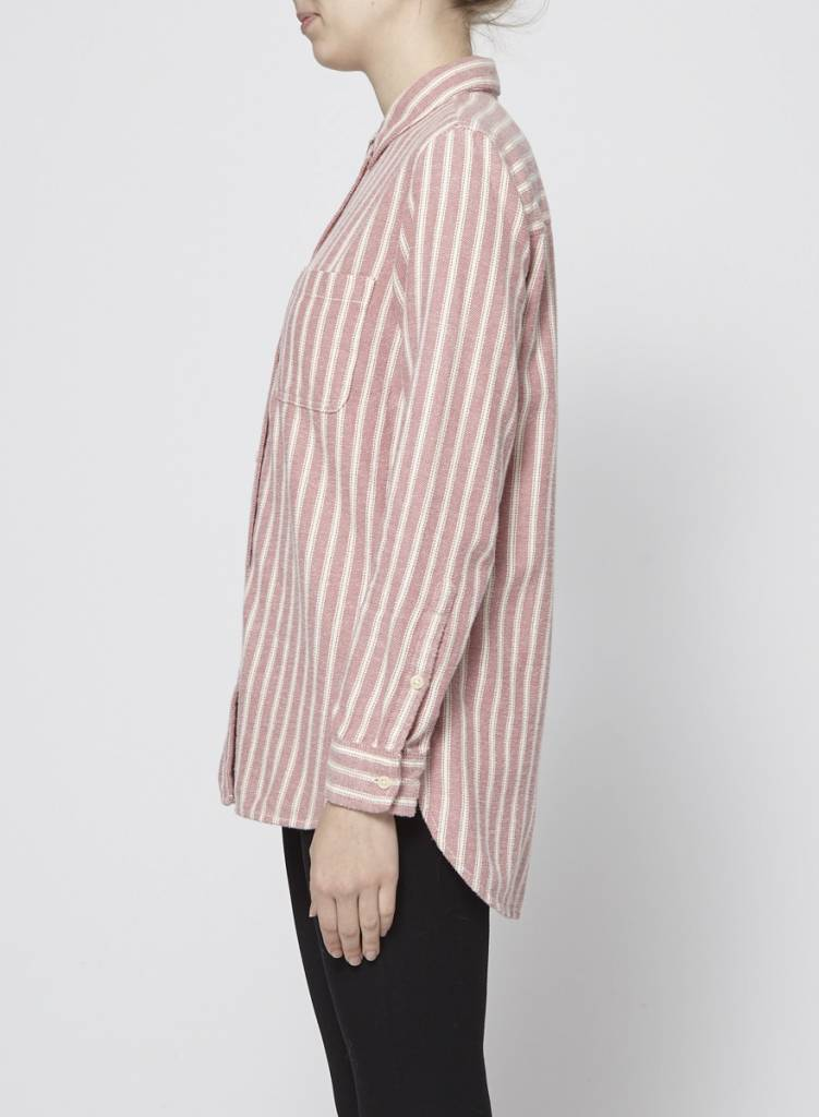 Madewell Chemise ample à rayures en coton