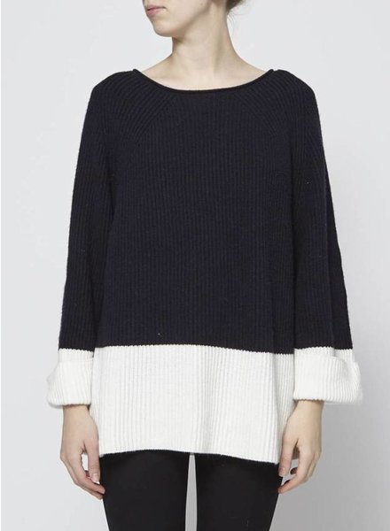 Charli CASHMERE AND WOOL SWEATER