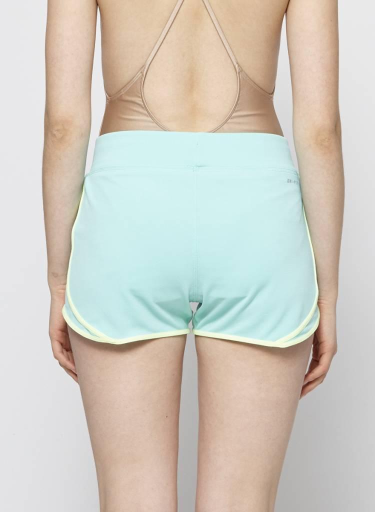 Nike Short de sport turquoise