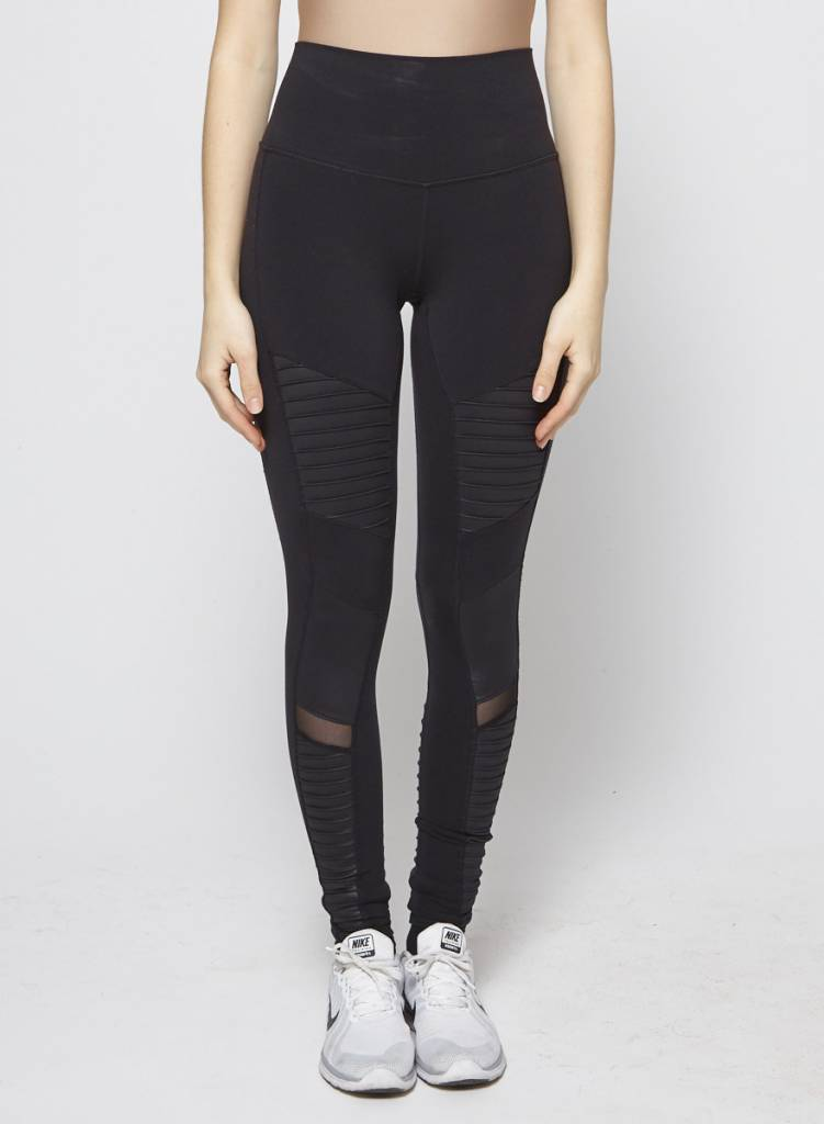 ALO YOGA Pantalon noir de yoga - ALO YOGA - TRÈS PETIT