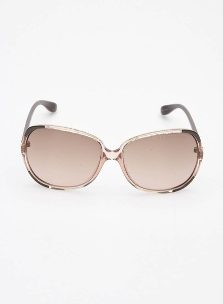 Marc by Marc Jacobs OVERSIZED PINK SUNGLASSES