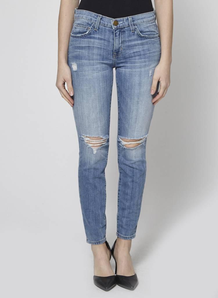 Current Elliott Jeans bleu pâle fausse usure