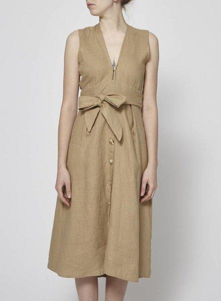 Faithfull The Brand Robe en lin