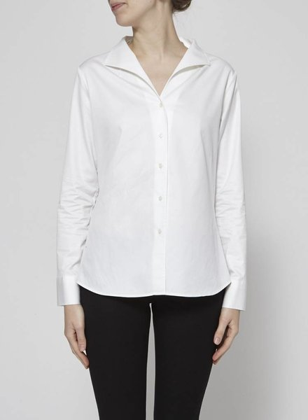 Holt Renfrew WHITE BLOUSE