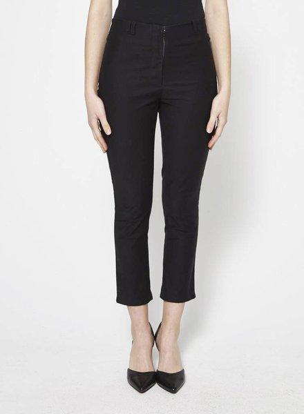Betina Lou HIGH-WAISTED BLACK PANTS