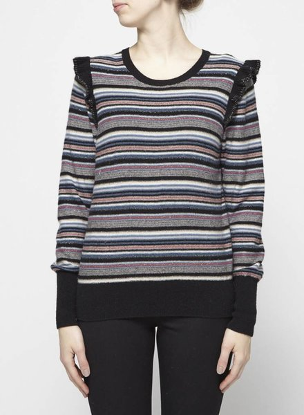 Joie CASHMERE AND WOOL SWEATER