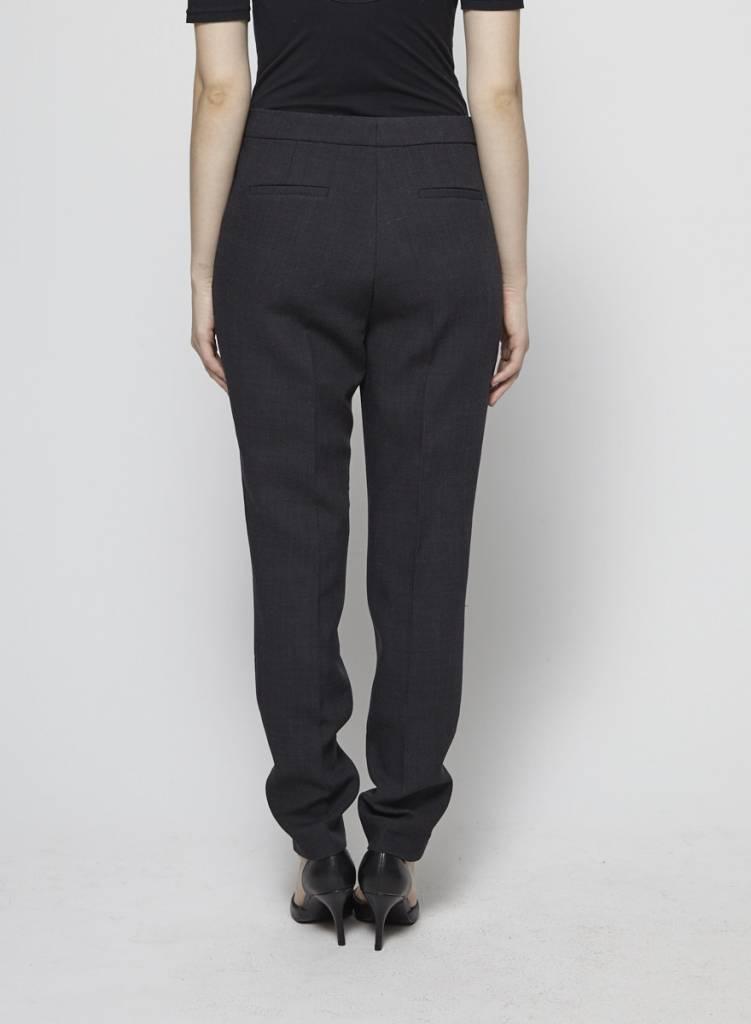 meilleure sélection a50aa 8e59d Massimo Dutti Pantalon classique gris foncé