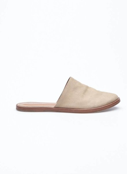 AllSaints SAND LEATHER MULES