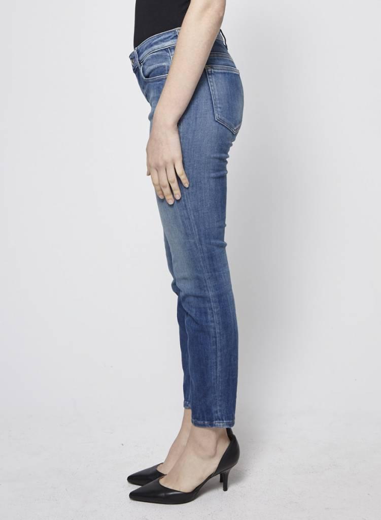Iro Jeans bleu pâle skinny