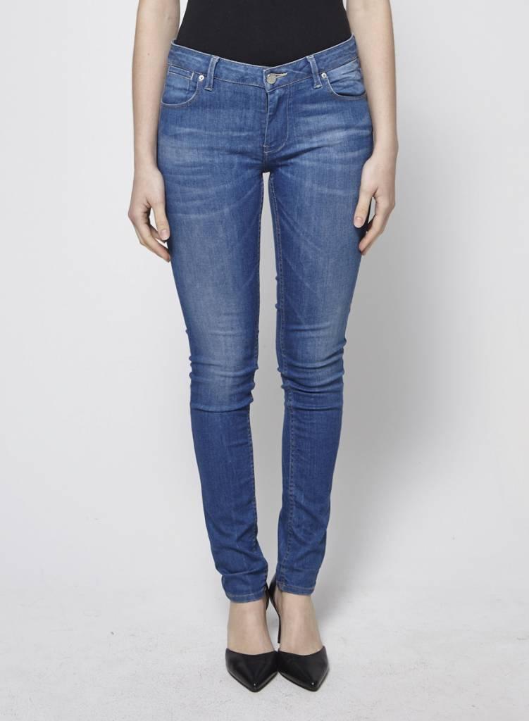 Reiko Jeans skinny bleu pâle