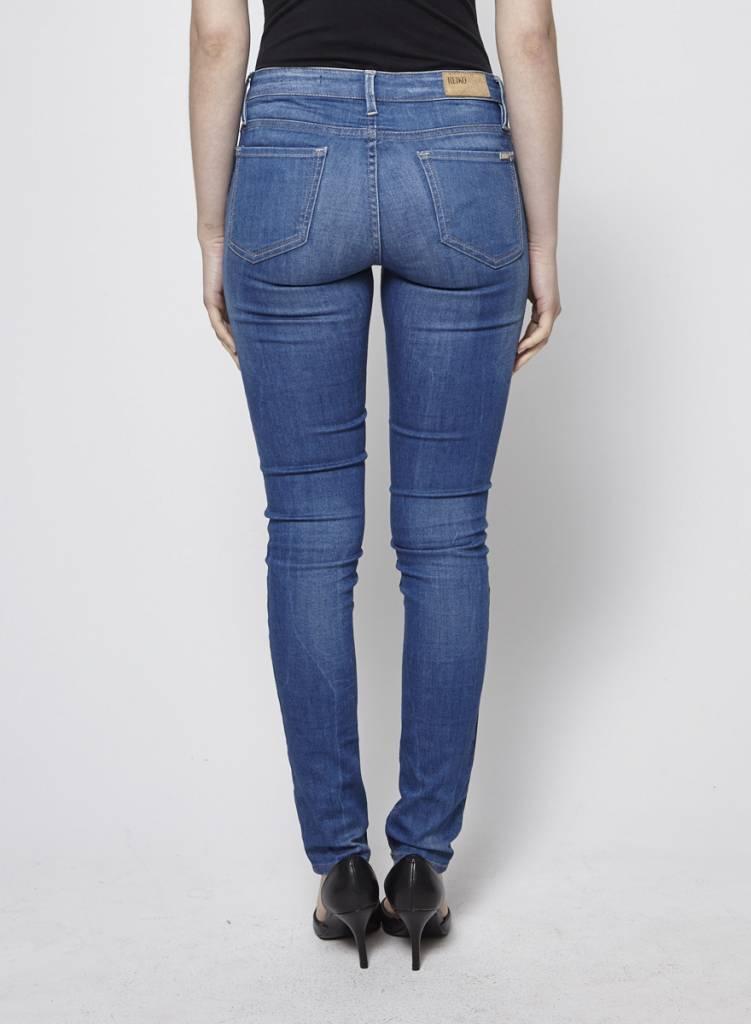 Reiko Pale Blue Skinny Jeans