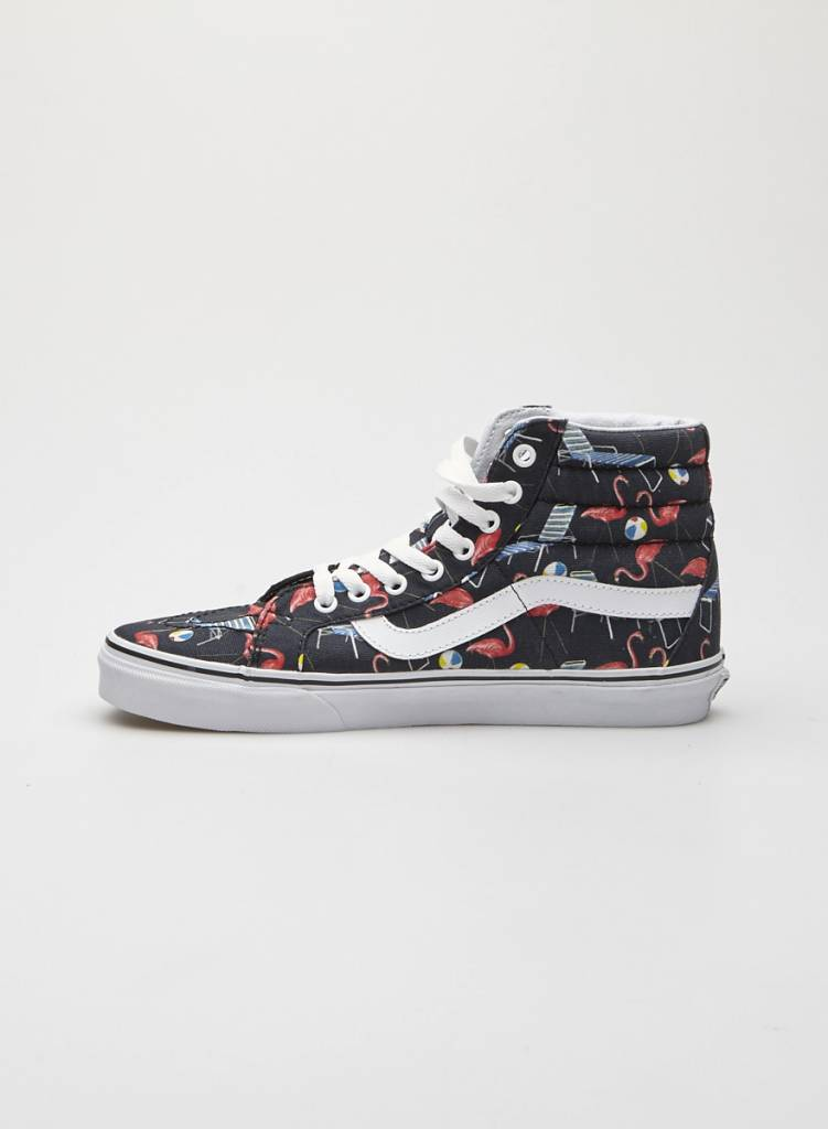 FLAMINGOS HIGH TOPS SHOES - WITH TAG
