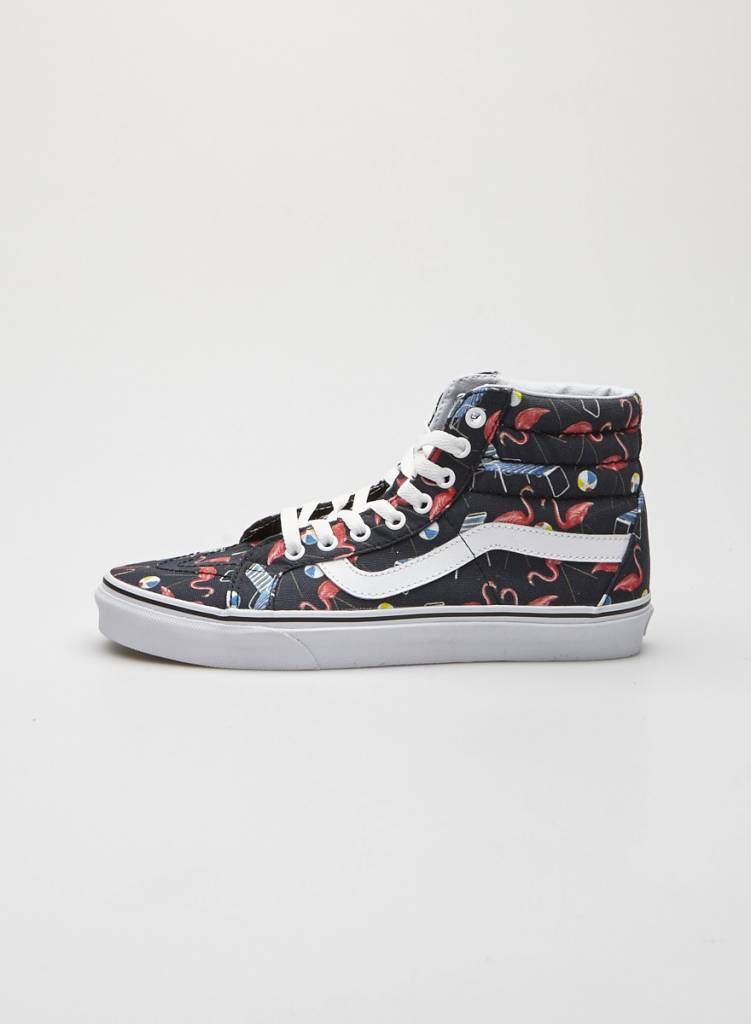 Vans FLAMINGOS HIGH TOPS SHOES - WITH TAG