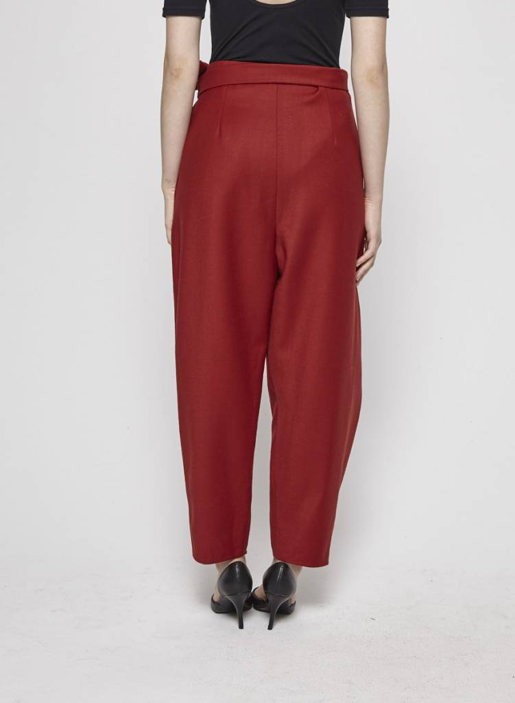 Oneself Rust Wrap Pants