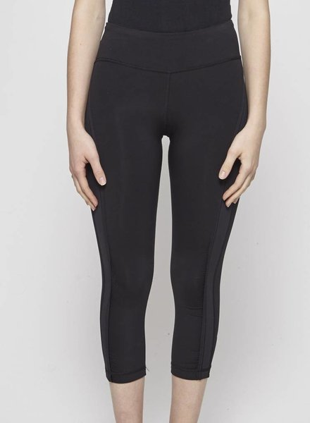 Lululemon LEGGINGS NOIRS 3/4