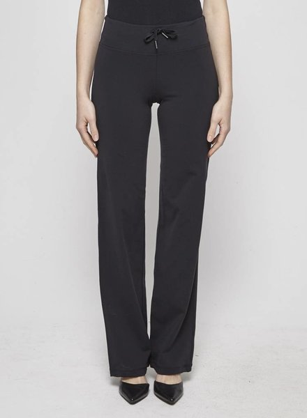 Lululemon BLACK WIDE LEG COMFORT PANTS