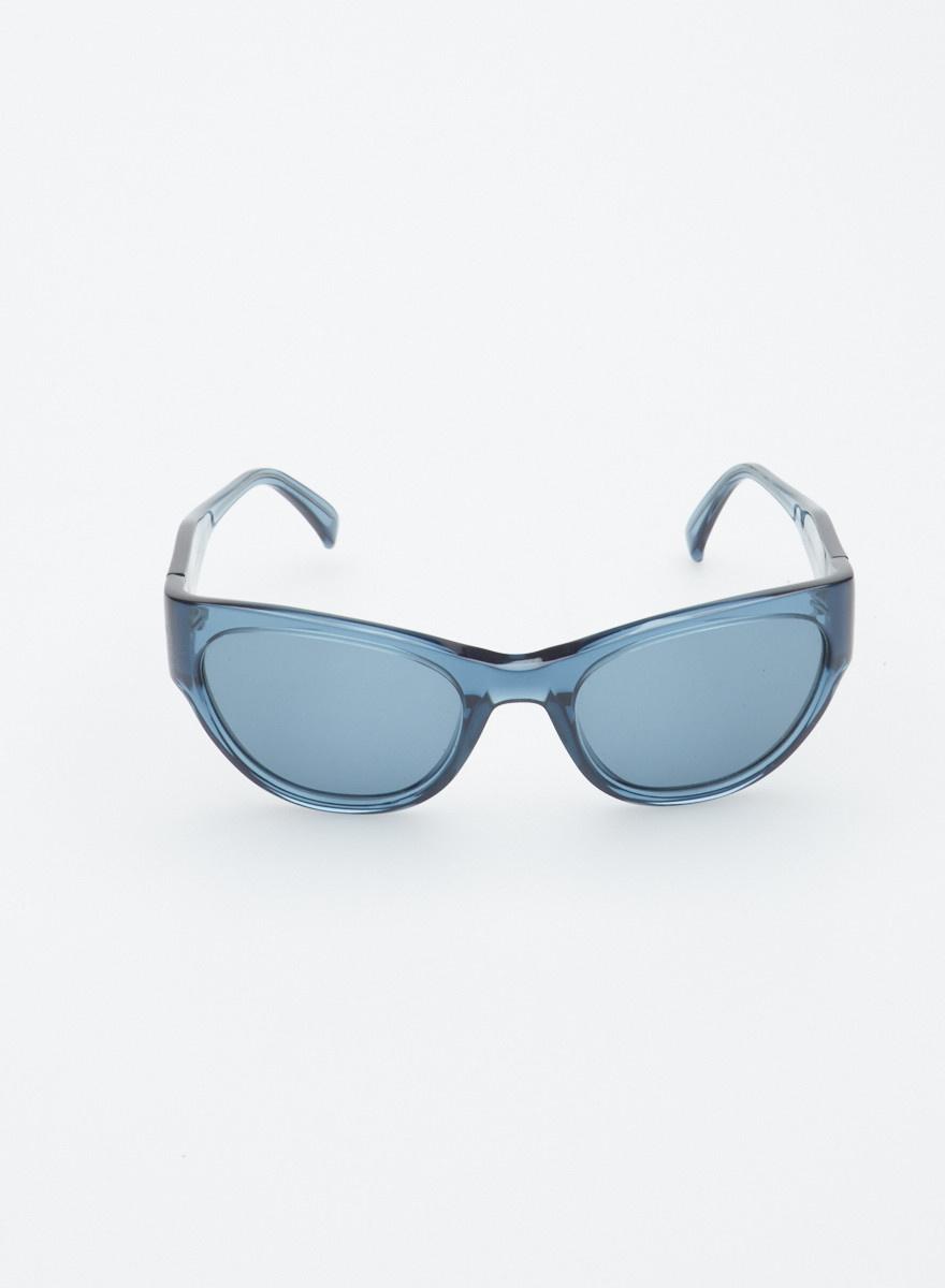 Marni Lunettes de soleil bleu foncé