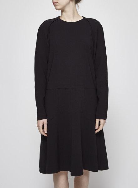 Filippa K BLACK LONG SLEEVES DRESS