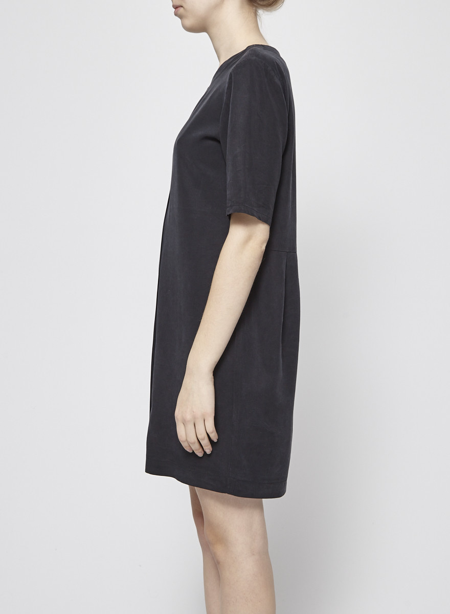 SOSIESOSIE Black Short Sleeves Dress