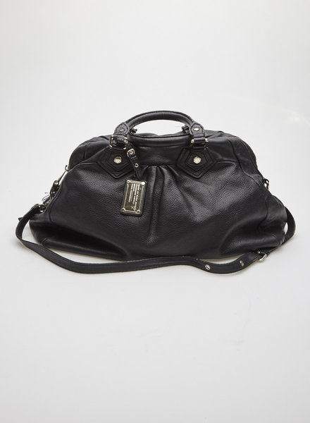 Marc by Marc Jacobs SAC À MAIN NOIR EN CUIR