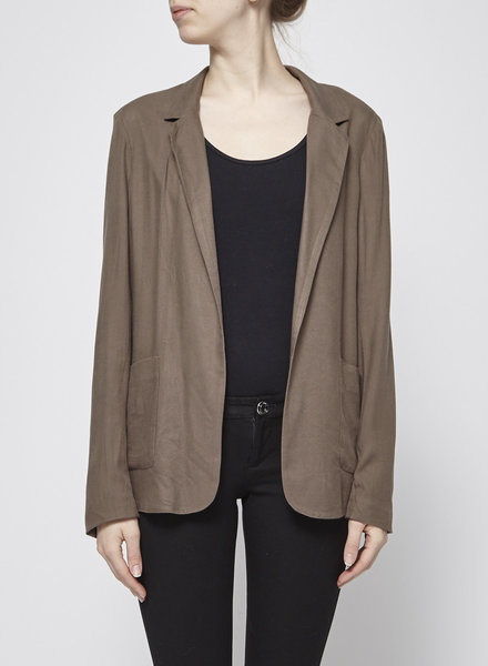 Talula LOOSE TAUPE JACKET