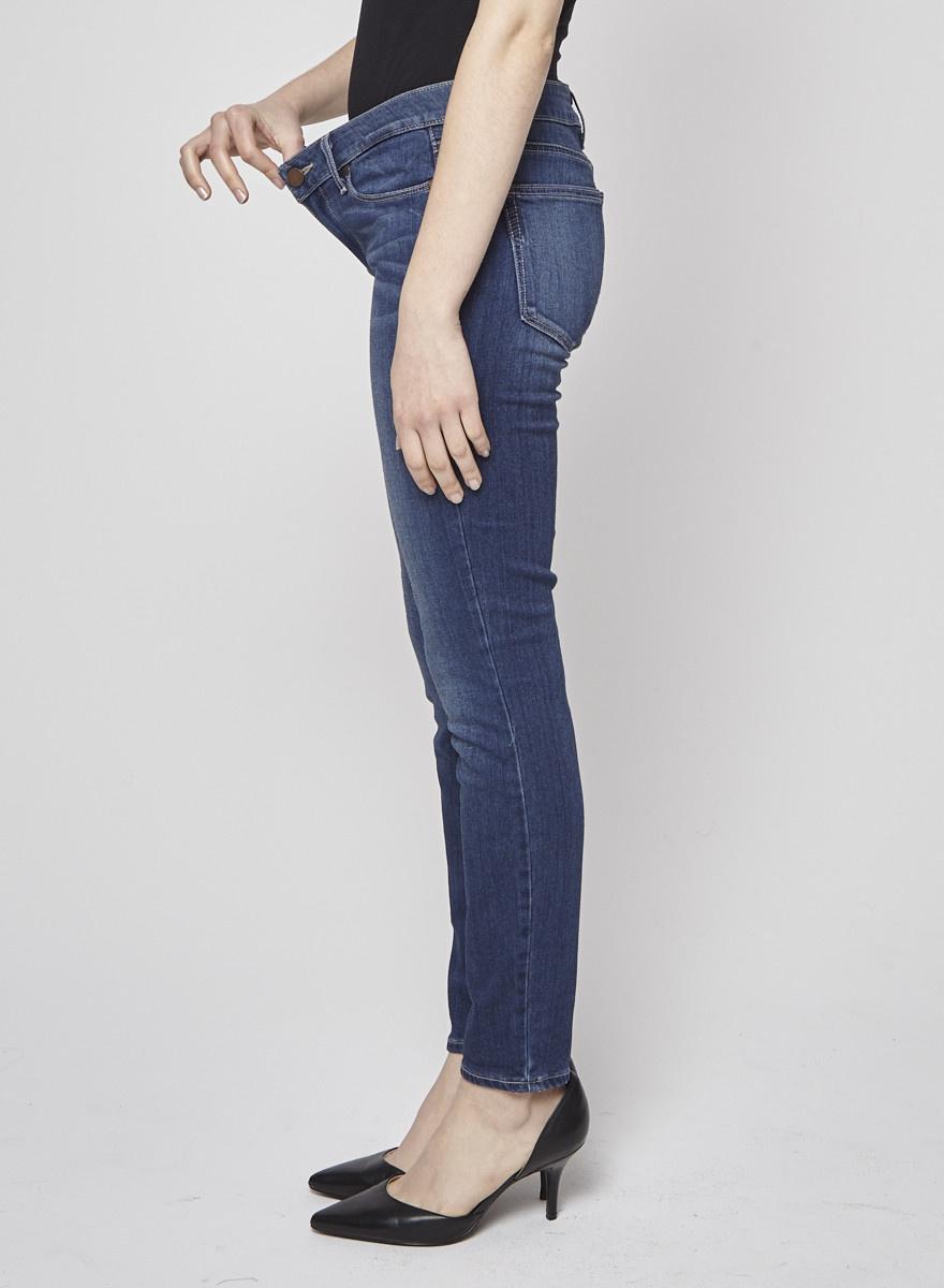 Paige Blue Skinny Jeans