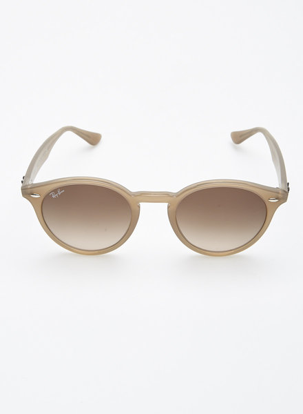 Ray-Ban ROUNDED BEIGE SUNGLASSES