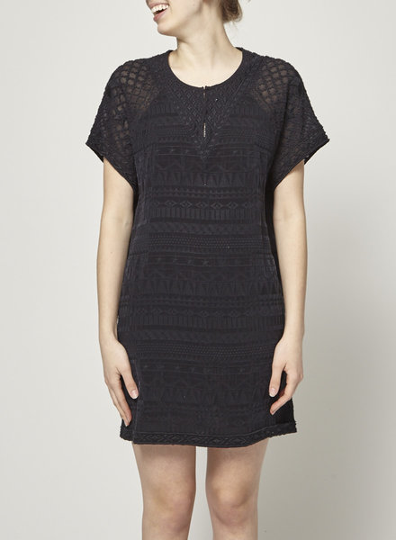 Iro LIGHT BLACK DRESS