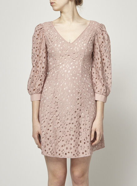 Heartloom LACE PINK DRESS
