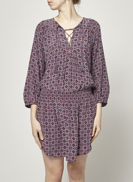 Joie SILK PAISLEY DRESS - NEW WITH TAG