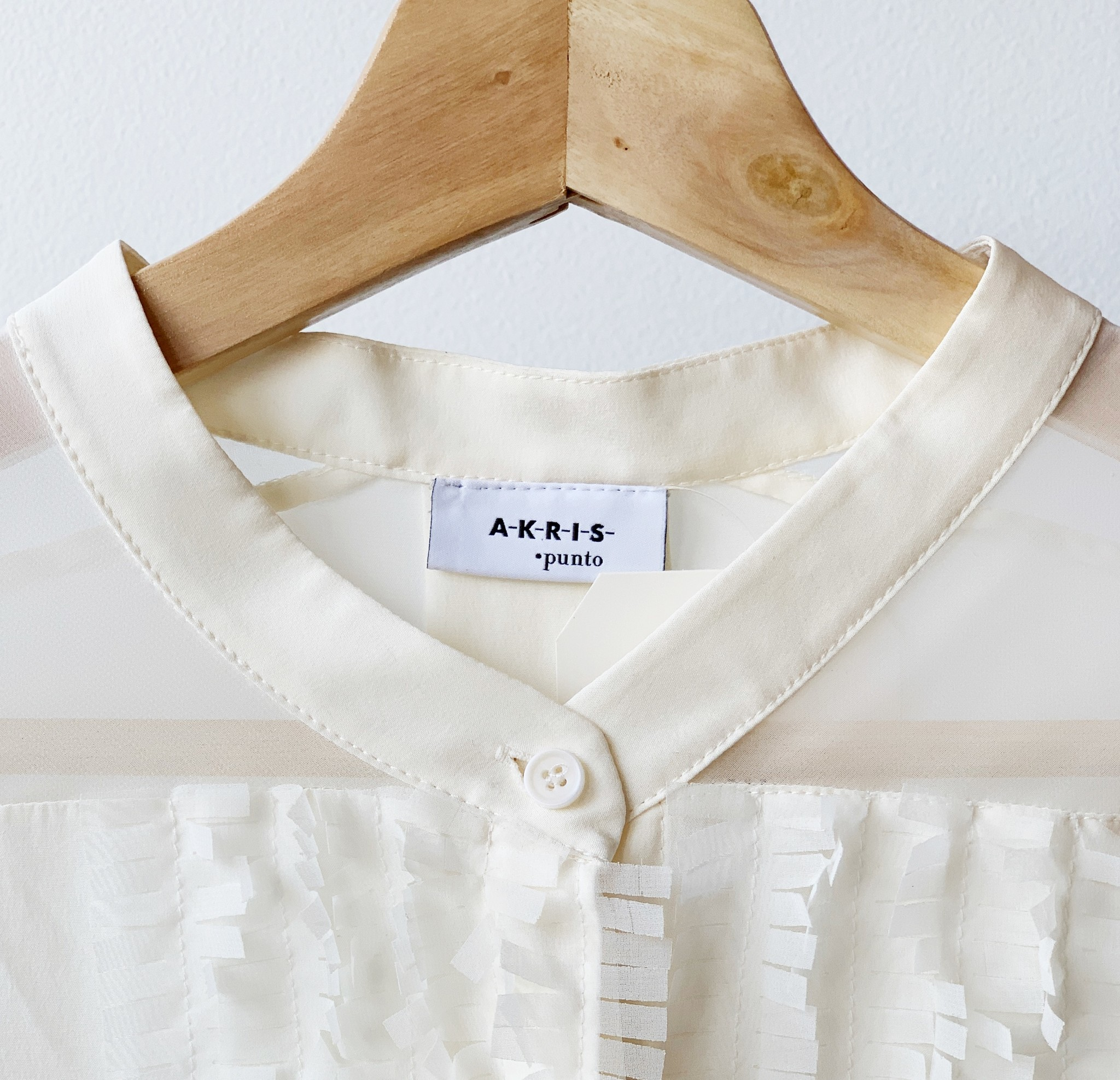 Tailles 8 et plus: une collection de nouveautés signées Akris, Éditions de robes, DVF...