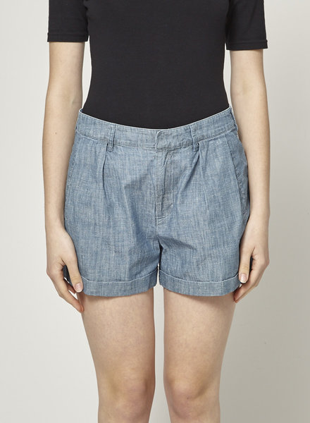 Marc by Marc Jacobs SHORT EN CHAMBRAY