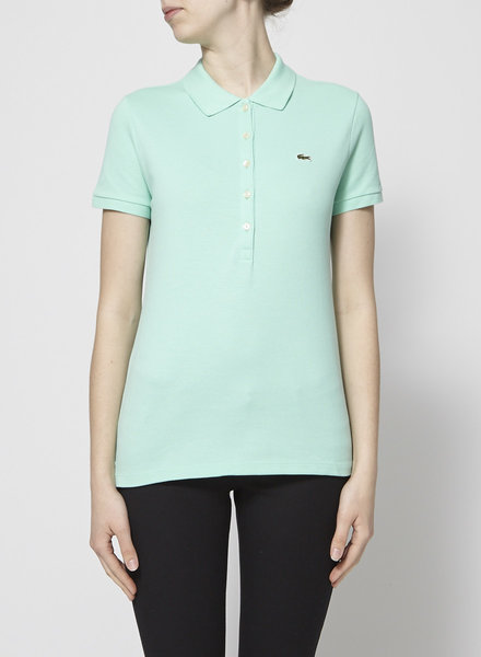 Lacoste TURQUOISE POLO - NEW WITH TAG