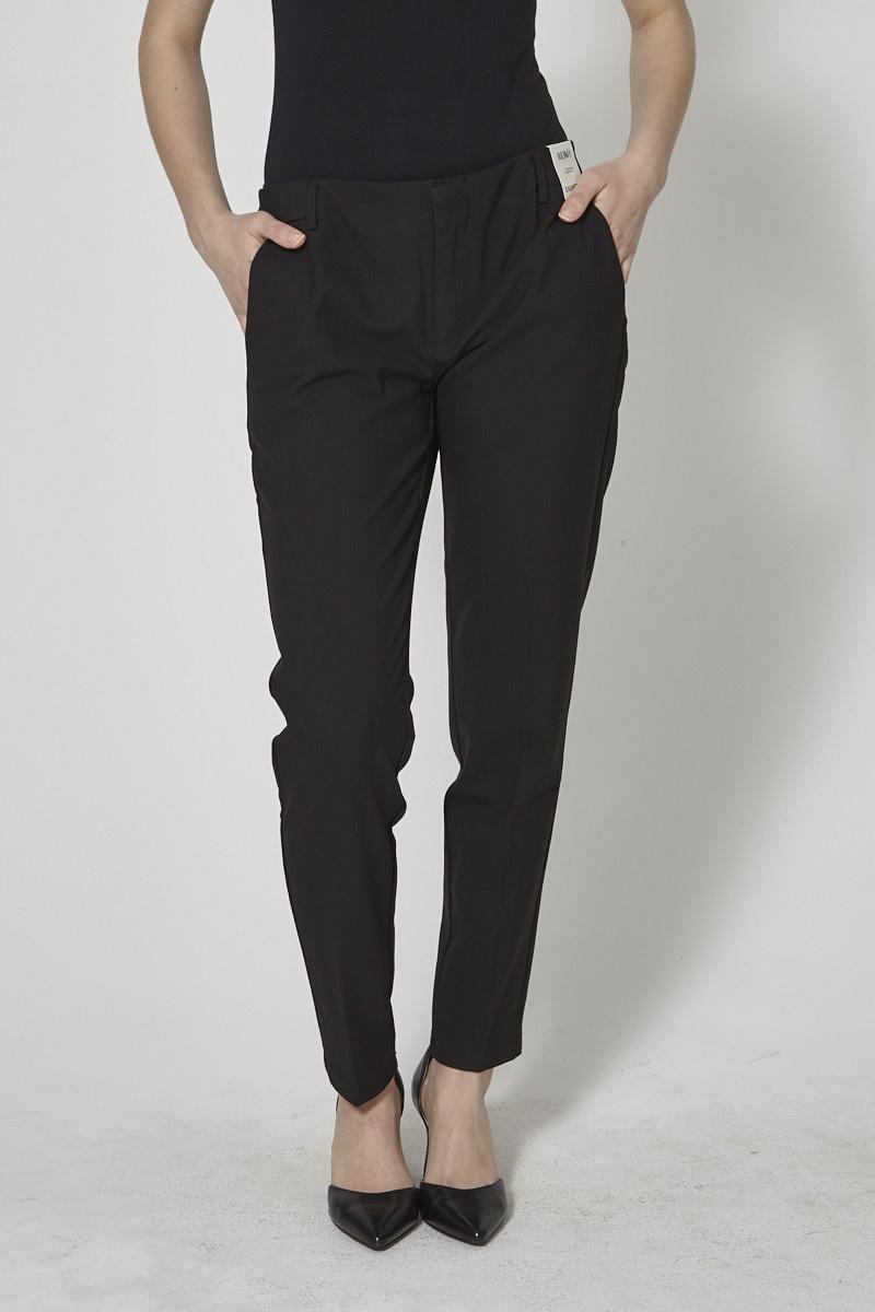 Reiko Black Skinny Pants