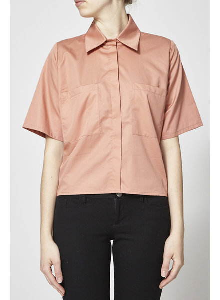 Marigold CORAL SHIRT - NEW